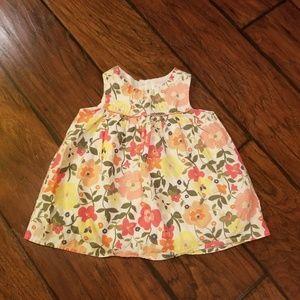 Genuine baby dress